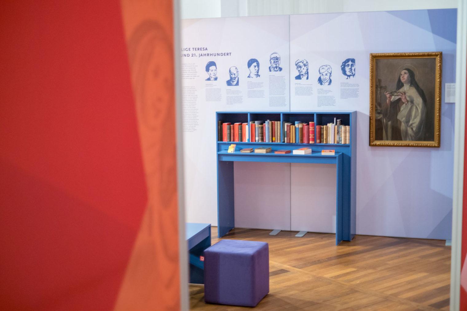 Die Ausstellungsbibliothek