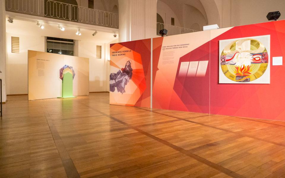Überblick Über die Ausstellung