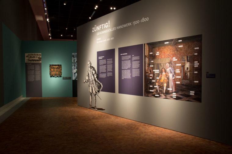 Germanisches Nationalmuseum Sonderausstellung Handwerk Zünftig!