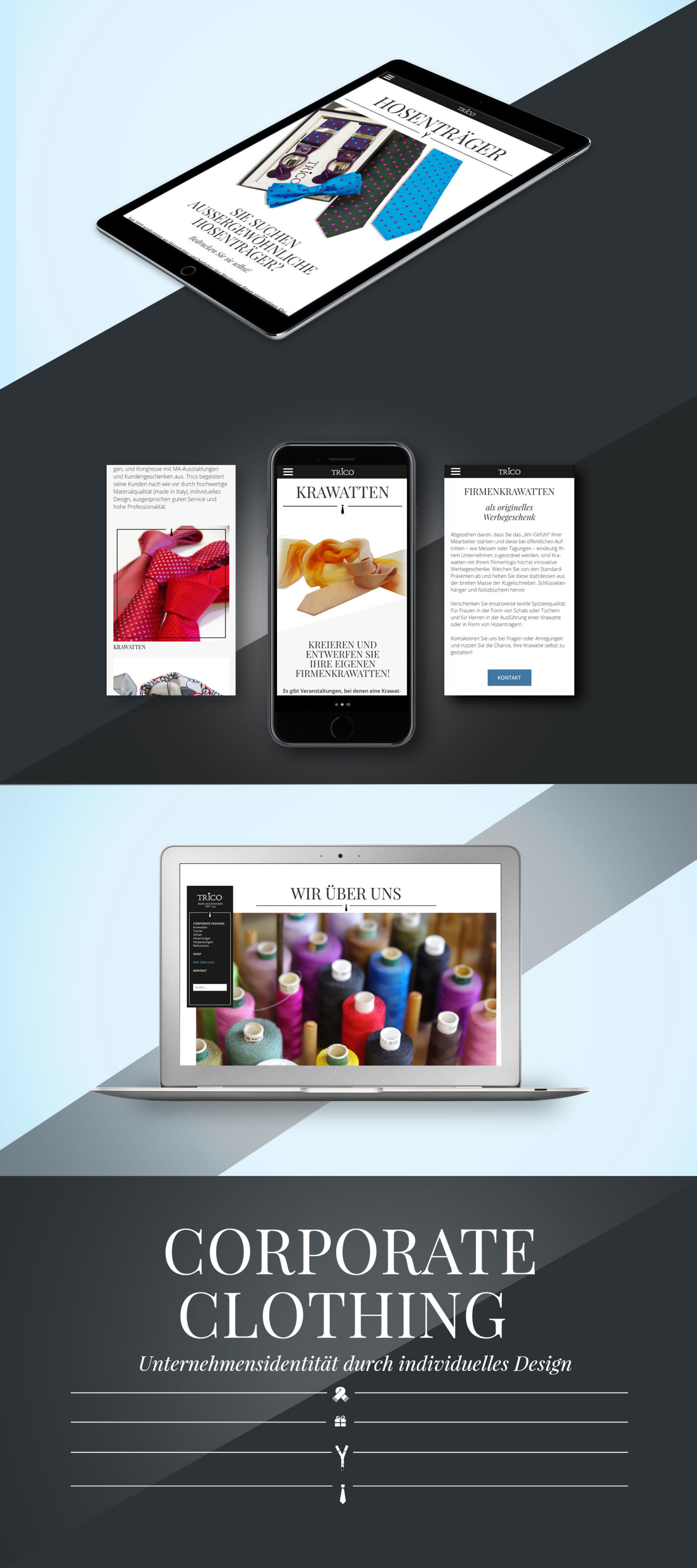 Trico Webdesign Webprogrammierung
