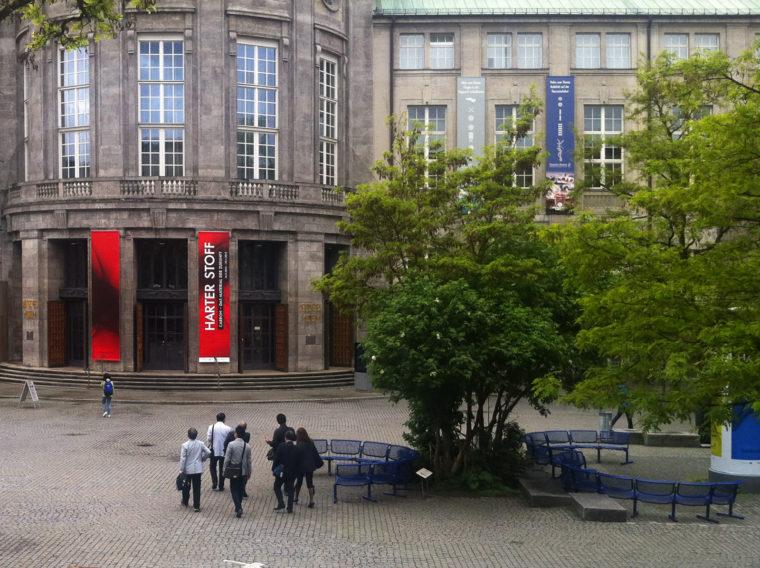 Werbematerial Ausstellung Deutsches Museum