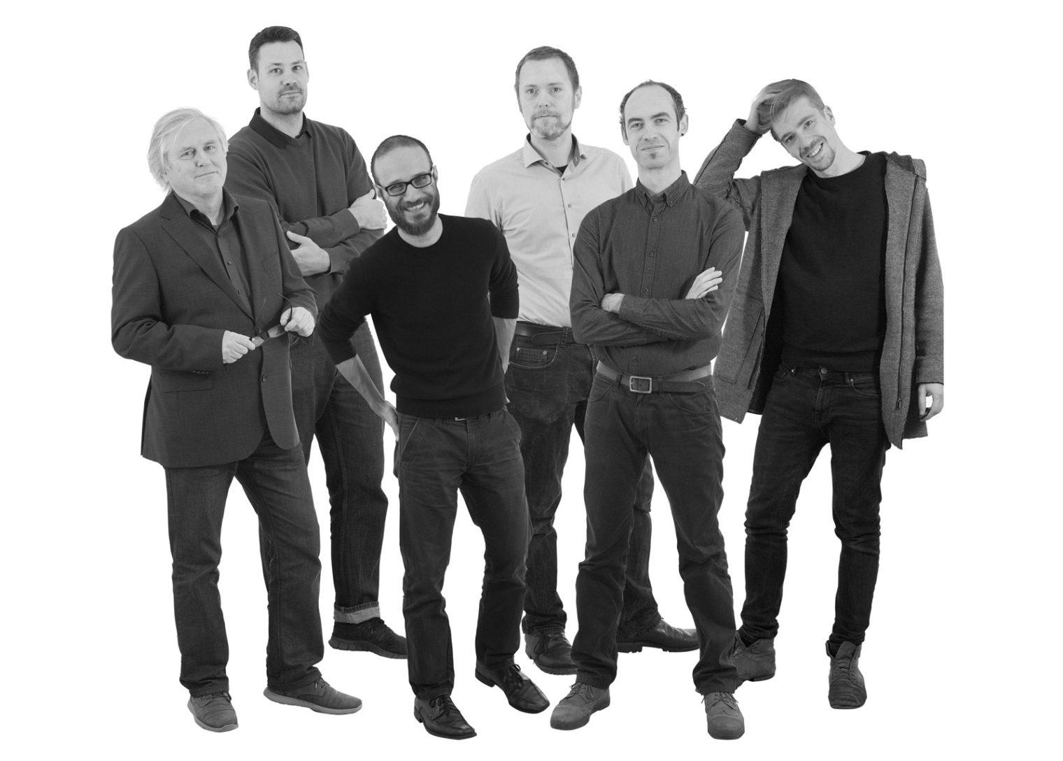 Das Team von Neonpastell